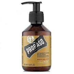 Proraso Baard shampoo cypres & vetyver 200 Milliliter
