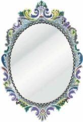 Toms Drag Spiegel Versailles ovaal, Silver Line