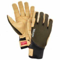 Hestra - Ergo Grip Tactility 5 Finger - Handschoenen maat 7, beige/bruin