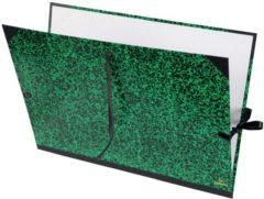 Canson tekenmap studio 52 x 72 cm 3 elastieken groen