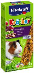 Vitakraft Cavia Kracker - Knaagdiersnack - Noten