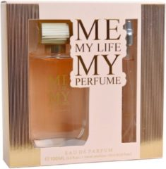 Real Time Me my life my perfume cadeau verpakking