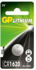 GP batterijen GP Batteries Knoopcel CR1620 Lituim 3V
