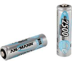 Ansmann Energy Ansmann Batterie 4 x AA-Typ NiMH (wiederaufladbar) 2500 mAh 5035442