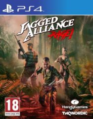 Thq Nordic Jagged Alliance: Rage! - PS4