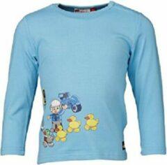 Lichtblauwe Lego wear Baby T-shirt Maat 80