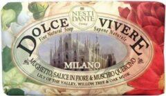 MULTI BUNDEL 5 Nesti Dante Dolce Vivere Milano Soap 250g