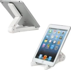 AA Commerce Universele Tablet Standaard - 7-10 Inch - iPad / Galaxy Tab Tafel Stand Houder - Wit