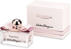 Salvatore Ferragamo Eau De Parfum Signorina 50 ml - Voor Vrouwen