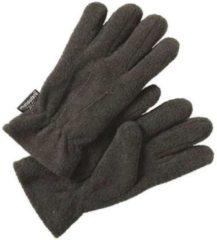 Gloves&Co Fleece handschoen met Thinsulate voering - antraciet grijs - maat XXL