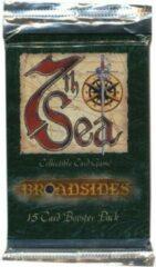 Alderac Entertainment Group 7th Sea Broadsides booster