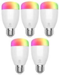 Witte WOOX R5085 Diamond slimme LED-lamp 5-pack