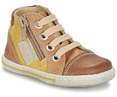 Gele Hoge Sneakers Citrouille et Compagnie MIXINE