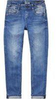 Blauwe Vingino! Jongens Lange Broek - Maat 92 - Denim - Jeans