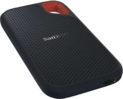 SanDisk SDSSDE60-500G-G25 Extreme® Portable Externe SSD harde schijf 500 GB Zwart USB-C USB 3.1