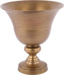 Collectione Landelijke Vaas Rosa 41 cm Antiek Brons