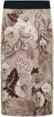 Oilily Snapper rok cosmos flower- grijs melange