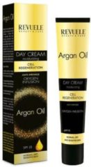 Revuele Argan Oil Moisturising Face Cream Day SPF15 50ml.