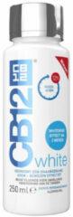 6x CB12 Mondwater White 250 ml