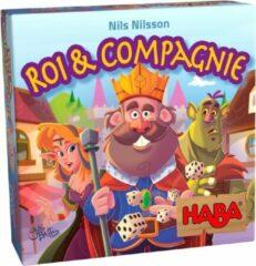 Haba Dobbelspel Roi & Compagnie (fr)