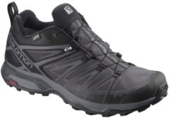Salomon X Ultra 3 GTX Men Herren Wanderschuh Größe UK 7,5 black/magnet/quiet shade