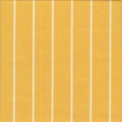 Acrisol Trastevere Pantaleon 831 geel, wit gestreept stof per meter buitenstoffen, tuinkussens, palletkussens