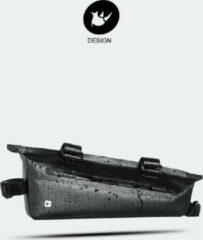 Zwarte Fiets Frametas - Bikepacking - Waterdichte Tas voor Racefiets of Mountainbike - 2.2L - Rhinowalk