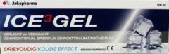 Arkopharma Ice3 Gel 100ml - inclusief tijdschrift Leefstijl als Medicijn