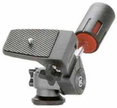 Zwarte Walimex FT-008H Semi-Pro-3D-panhoofd