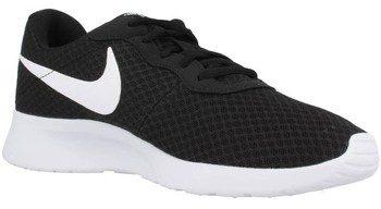 Afbeelding van Witte Nikenike Nike Tanjun Heren Sneakers - Black/White - Maat 44