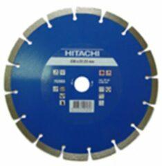 Hitachi Accessoires Diamant Zaagblad 230X22,2X10Mm Type Beton Laser
