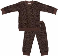 Bruine Little Indians pyjama