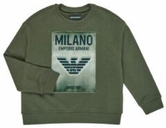 Kaki Sweater Emporio Armani 6H4MM1-4J3BZ-0564