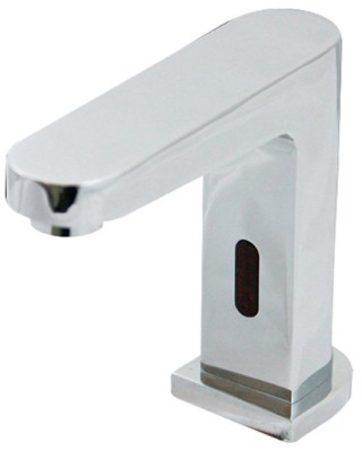 Afbeelding van Best Design Class toiletkraan met sensor 12cm messing chroom 3895018