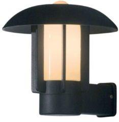 Konstsmide Heimdal 401-752 Buitenlamp (wand) Energielabel: Afhankelijk van de lamp Spaarlamp, LED E27 60 W Zwart