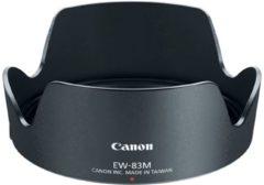 Zwarte Canon EW-83M zonnekap