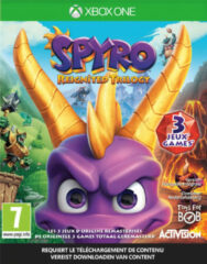 ACTIVISION BLIZZARD Spyro – Trilogy Reignited | Xbox One