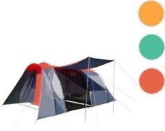Heute-wohnen Campingzelt HWC-A99, 6-Mann Zelt Kuppelzelt Festival-Zelt, 6 Personen