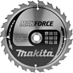 Makita Accessoires Zaagb hout 190x16x2,2 24T 20g