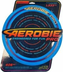 Aerobie Frisbee Pro Ring 33 Cm Rubber Blauw