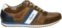 Australian Footwear Australian Heren Lage sneakers Cornwall - Cognac - Maat 47