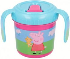 Peppa Pig Trainingsbeker / Tuitbeker / Drinkbeker
