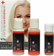 KHS Keratin Home System Hair Repair System Kit