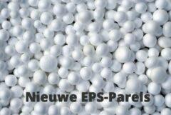 Witte 100 liter EPS Parels Rovul navulling zitzak / zitzakvulling
