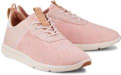 Sneaker Cabrillo von Toms in rosa für Damen. Gr. 36,37,38,39,40,41,42
