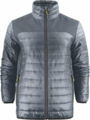 Printer Quilted Jas Expedition Man 2261057 Staalgrijs - Maat M