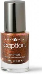 Rode Young Nails - Caption Caption nagellak Top Effects 005 - Feeling feisty