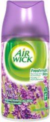 Airwick Freshmatic Max Elektrische Luchtverfrisser Navulling Paarse Lavendel 250 mL