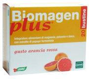 Sofar Biomagen Plus integratore al gusto di arancia rossa 20 bustine