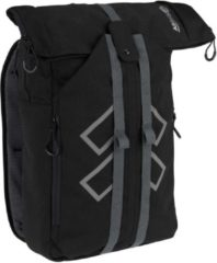 Antraciet-grijze Abbey Active Outdoor Messenger Pack - X-Junction 18L - Antraciet/Grijs